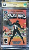 Marvel Super-Heroes Secret Wars # 8 SS MICHAEL ZECK CGC 9.8 Origin Of Venom