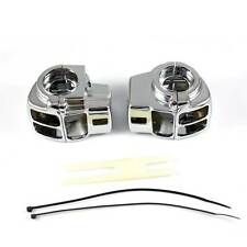Davidson Switch Housing 2006-2013 Street Filde FLHX Chrome For Harley
