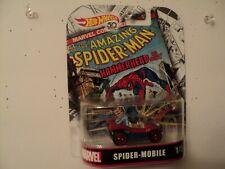 Hot Wheels Retro Entertainment The Amazing Spider-Man Spider-Mobile