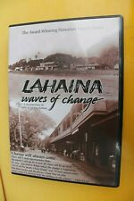 Lahaina Waves Of Change Hawaii Island Hawaiian Culture History Surfing Dvd