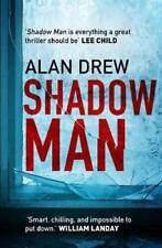 NEW Shadow Man By Alan Drew Paperback