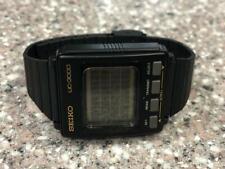 NOS SEIKO UC3000 REF UW02-0020 DIGITAL WATCH