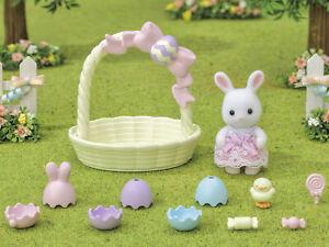 Sylvanian Families Calico Critters Hoppin' Easter Set