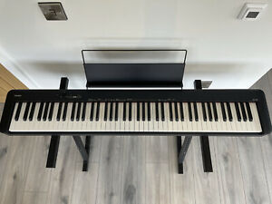 Casio CDP-S100 BKC5 Full Weighted Hammer Action Digital Piano