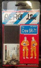 Aero Line #4004 1/48 CREW SR-71 Resin Figure!
