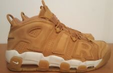 Size 11.5 Nike Air More Uptempo Wheat NEW golden force penny pippen max retro