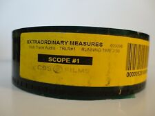 Extraordinary Measures (2010  35mm Movie Trailer collectible Scope 2min 30sec