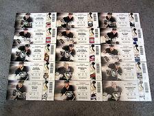Pittsburgh Penguins vs Montreal Canadiens TICKET STUB 11-11-2015 GAME 7 Crosby