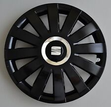 "16"" Seat Alhambra,Toledo,Leon,Ibiza...Wheel Trims / Covers, Hub Caps,Quantity 4"