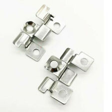 More details for 100pcs anticorrosive hidden fixing stainless steel fasteners metal clips
