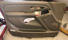 Interior Door Panels Parts For 2005 Chevrolet Avalanche 1500 For Sale Ebay