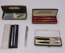 Vintage Pen Pencil Lot Stratford Sheaffer Papermate