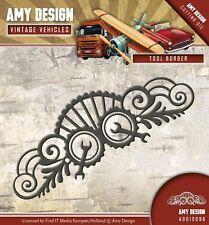 AMY Design Taglio & Goffratura morire Strumento Border add10096