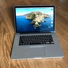 MacBook Pro 15-Inch i7 2.5 GHz Mid-2014 16GB RAM 500Gb HD - A1398 (dinged)