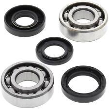 All Balls Crankshaft Bearings & Seals Yamaha DT50 GT80 TY80 YZ50 YZ60 24-1022