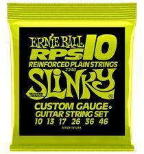 Ernie Ball 2240 - Jeu de cordes guitare électrique - RPS 10 reinforced - Regula