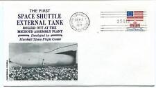 1977 Space Shuttle External Tank Michoud Assembly Marshall Flight Center NASA