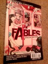 """Fables: Legends in Exile"" Graphic Novel (Special Edition) Chapter 1"