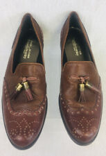 Russell&Bromley Stuart Weitzman Brown Ladies Loafers Size UK6