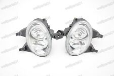 1Pair Fog Lamp Driving Lights For Peugeot 206 206CC 1999-2005