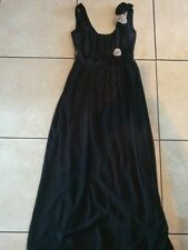 NEXT CHIFFON LONG MAXI DRESS SIZE 10 WEDDING  PARTY BRIDESMAID PROM LOVELY DETAI
