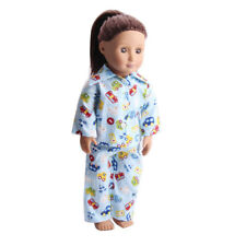 Doll Clothes Dress Outfits Pajames For 18 inch American Girl Our Generation Gift