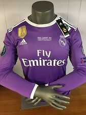 Real Madrid Cristiano Ronaldo Large & XL Soccer Jersey Ships From USA