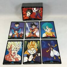 DRAGON BALL Z HERO COLLECTION SERIES PART 3: Complete Base 72 Card Set (241-312)