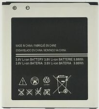 Replacement Battery for Samsung Galaxy ON5 SM-G550 T-Mobile EB-BG530BBC 2600mAh