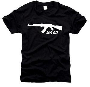AK-47 AK47 - T-Shirt - Gr. S bis XXXXL