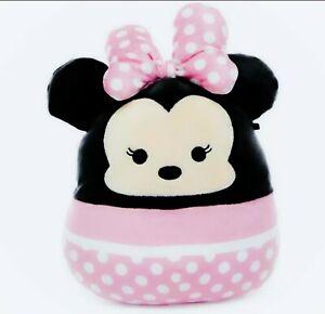 "Disney Squishmallow Minnie Mouse Official Kellytoy Plush 7""-8"" Christmas gift"