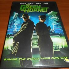 The Green Hornet (DVD, Widescreen 2011) Seth Rogen,Cameron Diaz Used