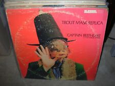 CAPTAIN BEEFHEART / ZAPPA trout mask replica ( rock ) 2lp 2nd edition - BOOKLET