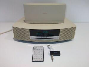 Bose AWRCC6 Wave Music System DAB CD AM/FM Radio ,Alarm Clock, Bluetooth