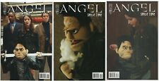 Angel Smile Time #1 2 3 photo cover comic book set Tv show series Joss Whedon
