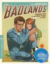 Criterion Collection Badlands - Drama Blu-ray