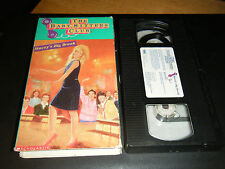 The Baby-Sitters Club - Staceys Big Break (VHS, 1998)