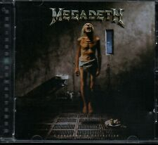 MEGADETH - Countdown To Extinction - CD Album *Remastered* *4 Bonus Tracks*