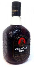 Old Monk Rum - 7 Years Old | brauner indischer Rum | 42,8% Alc. | 700 ml