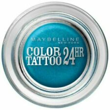MAYBELLINE COLOR TATTOO GEL-CREAM EYESHADOW TURQUOISE FOREVER 20