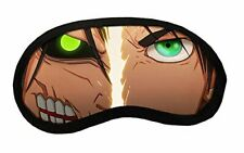 Attack on Titan Anime Eren Titan Sleeping Mask