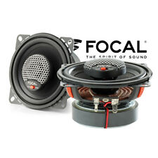 Focal ICU100 10cm 2-Wege Coax Speaker 3 15/16in Car Box Set Koaxe Car