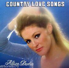 ALLISON DURBIN Country Love Songs LP  SirH70
