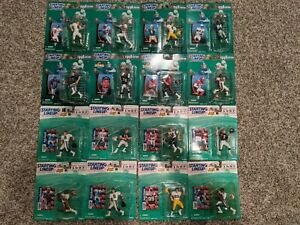 Starting Lineup *Lot Of 18* Marino Favre Young Rice