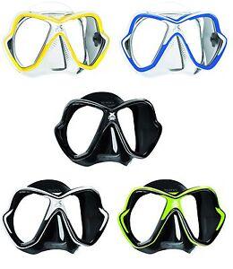 Mares X-Vision Tauchermaske versch. Farben Tauchmaske Diving Mask
