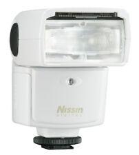 Nissin Di466FTW Flash pour Appareil photo numérique 4/3 Blanc