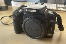 Canon EOS 400D - 10.1MP Digitalkamera - Body - Zubehörpaket - OVP