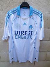 Maillot OLYMPIQUE de MARSEILLE OM 2009 ADIDAS shirt XL maglia football