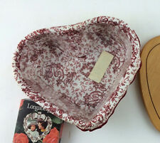 Longaberger PROTECTOR 1999 Love Letters Sweetheart Basket PROTECTOR ONLY