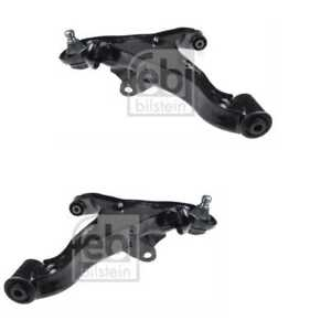 Febi BILSTEIN Control Arm Set Left & Right for Nissan Pathfinder III R51 NP300